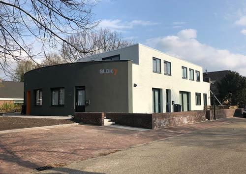 Blok7 huurappartementen Elsendorp