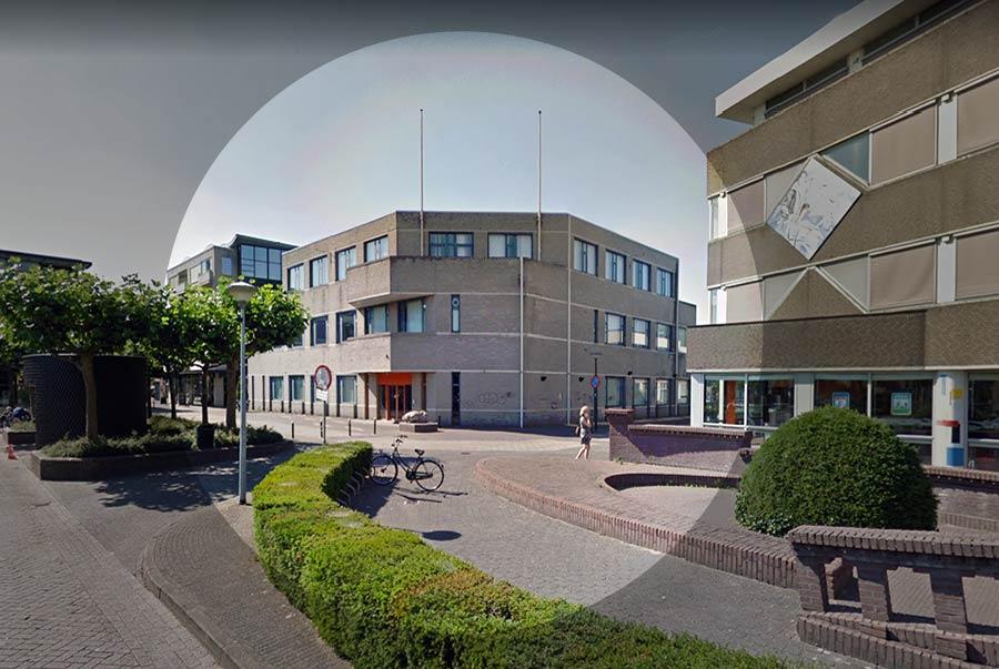 Transformatie Oude Rabobank naar appartementen - Loft46