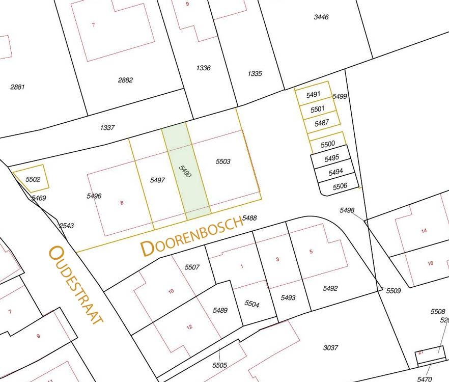 locatie Doorenbosch 4 Gemert
