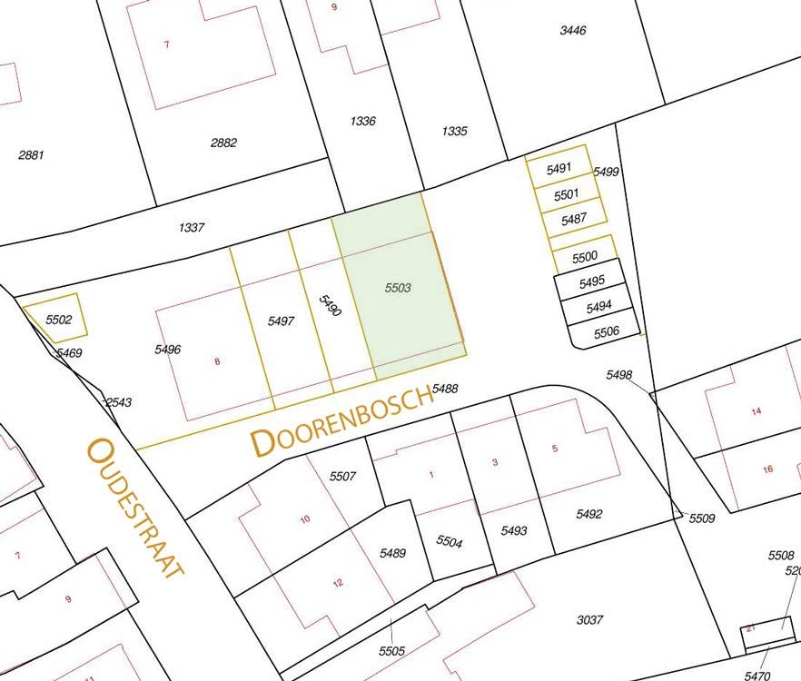 locatie Doorenbosch 6 Gemert