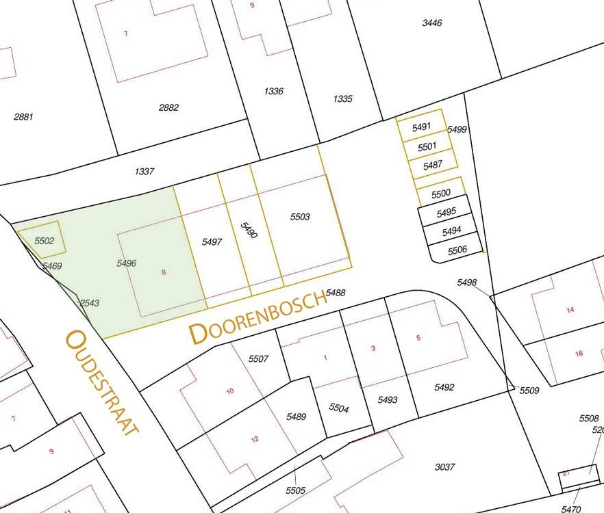 locatie Oudestraat 8 Gemert